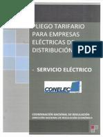 Doc 10708 Pliego Tarifario Se 2014