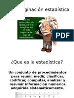 1. La Imaginación Estadística- Ferris