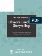 LookBookHQs Guide to B2B Storytelling