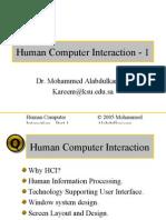 HCI-Part1