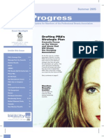 PBA Progress Summer05 Newsletter