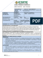 Abril-Agosto 2015 Mantenimiento Mecanico II