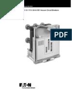 W-VACi Manual IEC Vacuum Circuit Breakers