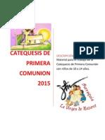 Catequesis 1ª Comunión - Catequistas