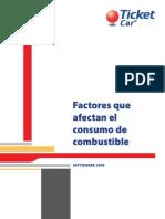 Factores Que Afectan El Consumo de Combustible