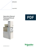 Gas-Insulated Switchgear Upto 36 KV