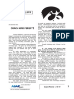Coach Ferentz - 2 03 10