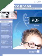 PBA Progress Spring07 Newsletter
