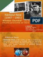 Războiul Rece (1947 - 1991)