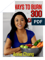 30 Ways to Burn 300 Calories eBook