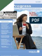 PBA Progress Fall07 Newsletter
