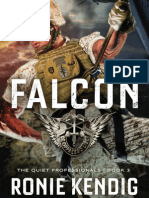 Falcon by Ronie Kendig - Excerpt