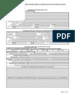 FormatoderegistrodebecariosaproyectosdeinvestigaciÓn