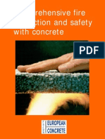 Comprehensive Fire Protection and Safety With Concrete