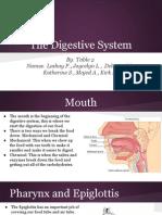 digestion system joycelyn logan