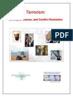 Terrorism Concepts