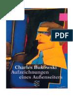 Bukowski, Charles Aufzeichnungen eines Aussenseiters