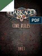 DarkAgeCoreRules2013 Contents