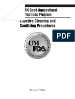 Section9.Effective Cleaning and Sanitizing Procedures