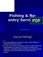 Fishing & Re-Entry Services