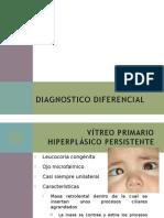 Dx Diferencial Retinoblastoma