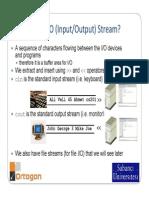 C++ Ders7 - Streams