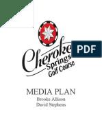 final media plan