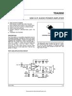 TDA2050-Datasheet.pdf