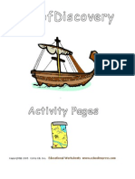 AGE OF DISCOVERY (mini book for teachers)