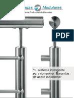 Sistemas de Barandas Panama