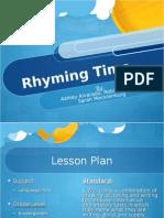 lesson plan-presentation