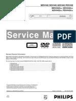 Philips ADV442 001 DVD Player Sm