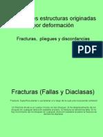Tema 7 - Geología Estructural - Fracturas