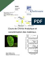 chromatographe IR