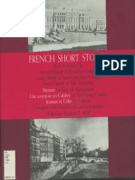 French Short Stories FW09937