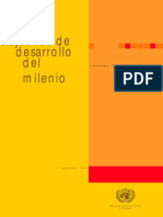 Paraguay - Informe Objetivos Del Milenio
