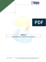 Modulo 1 Organizacion y Legislacion Laboral