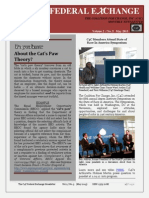 The C4C Federal Exchange Newsletter (MAY 2015)