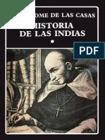 Historia de Las Indias - Bartolome de Las Casas 1