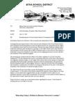 Sitka School District Timber Receipt Request-written and presented by Scott McAdams