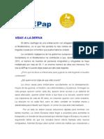 Vidas a La Deriva - Grupo Cooperación, Inmigración y Adopción AEPap