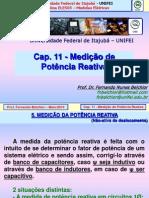 Cap. 11 - Medicao Da Potencia Reativa