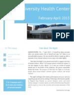 newsletter layout