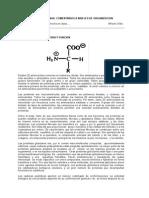 Estructura de Proteinas-comentarios a Niveles de Organizacion