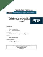 Multimedios Salta 2011