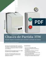 Folheto Chave Partida 3tw