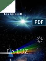 Ley de Beer 2015