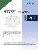 Manual HL 5340D