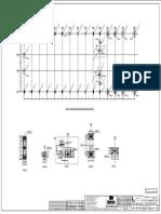 Planos Estructuras de Nave de Estructura de Acero
