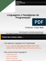 ATPS Aula2 Paradigmas de programacao